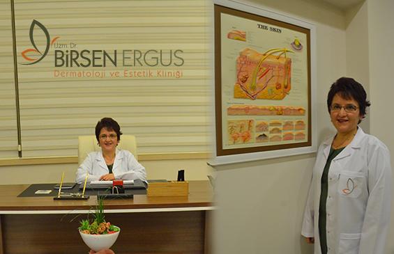 Dr Birsen Ergus Dermatoloji Uzmanı