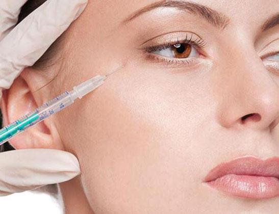 Botox Uygulamasi